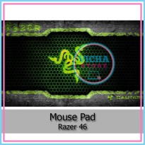 Mouse Pad - Alas Mouse Razer 46 Gaming Mousepad