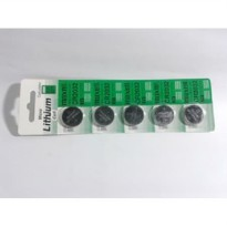 Battery CMOS (Baterai CMOS) isi 5pcs