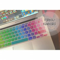 KEYBOARD PROTECTOR MACBOOK AIR PRO RETINA 11 12 13 15 COVER SILICON RB