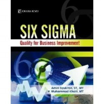 Six Sigma; Quality for Business Improvement (Amin Syukron) - Graha Ilmu