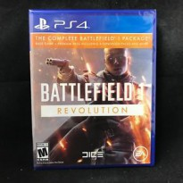 PS4 Battlefield 1 Revolution Edition R3