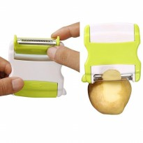 Multifunction Kitchen Double Blade Slicer Peeler / Pengiris Sayuran
