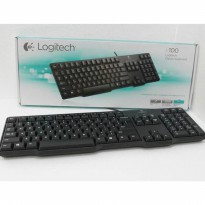 LOGITECH K100 - Keyboard Kabel PS/2
