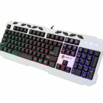 Limeide K19 Gaming Keyboard USB Rainbow Backlight LED