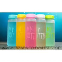 MY BOTTLE DOFF ~ MY BOTLE NEW ~ INFUSE WATER ~ BOTOL AIR MINUM, TERMOS