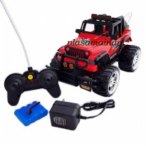 Jeep The Dirt Racing 737-5568 - Mainan Mobil Remote Control Anak 1:16 - Ages 8+