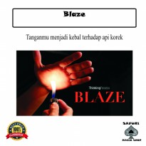 DVD Sulap Blaze by Thinking Paradox