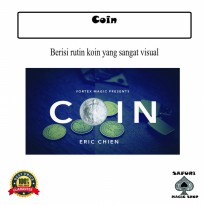 DVD Sulap Coin by Eric Chien