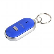 Gantunggan Kunci Siul / Key Finder - Biru