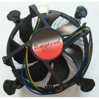 Cooling Fan Processor LGA 775/1155 Amptron