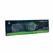 Keyboard & Mouse USB POWER UP KBM-808