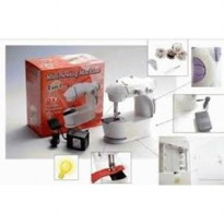 Mesin Jahit Portable Sewing Machine 4 in 1