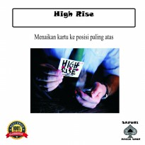DVD Sulap High Rise by Rick Lax