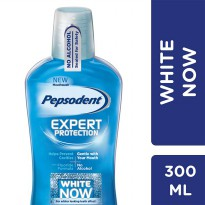 PEPSODENT MOUTHWASH WHITE NOW 300ML
