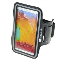 [poledit] SumacLife Sports Active Workout Armband for BlackBerry Leap / BlackBerry Z30 (Bl/11803848