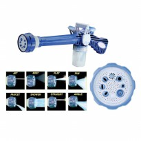 Ez Jet Water Cannon 8 in 1 Turbo Water Spray - Penyemprot Air