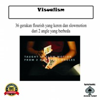 DVD Sulap Visualism by Ambrose and Ben