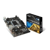 Motherboard MSI H110M PRO-VH PLUS Socket Intel 1151