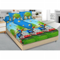Sprei Kintakun uk 180x200 Motif Thomas