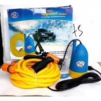 Alat Cuci Steam Mobil Motor AC Portable Lighter 12 V