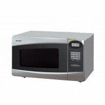 Sharp - Microwave 22 Liter Touch Control R230R(S)