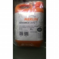 MERLIN FUEL Nitro ADVANCE 25 persen Bahan Bakar RC Engine 2Lt