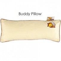 BABY BEE BUDDY PILLOW WITH CASE BANTAL BAYI LATEX