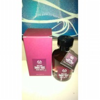 White musk smoky rose eau de toilette 100ml original the body shop