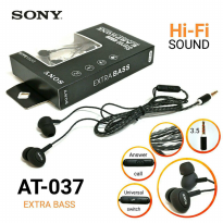 Headset Sony Ekstra Bass / Headset Ekstrabass
