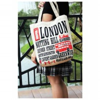 BOURZU LONDON Tote bag