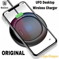 Baseus Qi Wireless Desktop Charger Pad for iPhone X 8 Plus Samsung