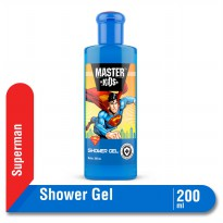 Master Kids Shower Gel Superman 200 ml