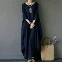 MARSHANDA Maxi Dress Buble Crepe
