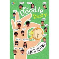 [SCOOP Digital] My Doodle Diary: World History by William & friends
