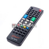 Remote Universal TV LCD / LED Sharp RM 1098SM