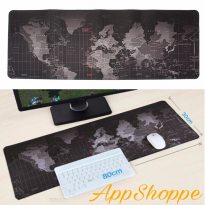 MOUSE PAD World Map Desk Pad Table Top