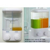 Dispenser sabun hand soap TOUCH SOAP DOUBLE DISPENSER