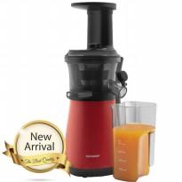 Sharp - Slow Juicer 0.8 Liter 150 Watt EJC20YRD
