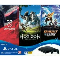 Sony - Playstation 4 / PS4 Slim 500Gb Paket Game