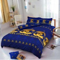 Sprei Kintakun uk 180x200 Motif Channel