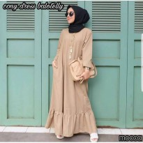 CONY DRESS BALOTELLY MOCCA