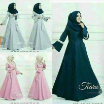 BAJU WANITA/MAXI DRESS/TIARA DRESS WOLFISH