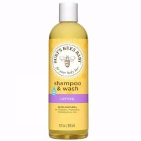 Burt's Bees Baby Shampoo and Wash Calming 350ml