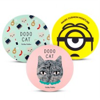 PNF BB Cushion + FREE REFILL Original (DODO CAT & MINION)