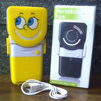 AC mini Portable Bentuk SpongeBob