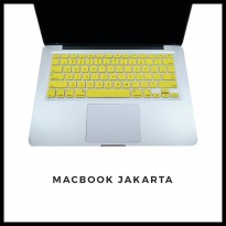 Keyboard Protector Macbook Air 13 Inch Yellow