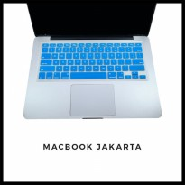 Keyboard Protector Macbook Air 11 Inch Electric Blue