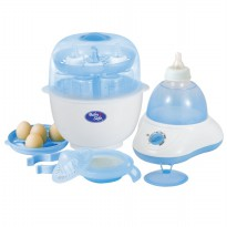 BABY SAFE MULTIFUNCTION BOTTLE STERILIZER LB309