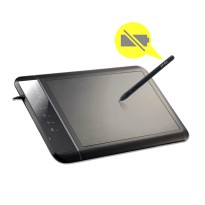 XP-Pen Smart Graphics Drawing Pen Tablet with Passive Pen - Star 02 - Black
