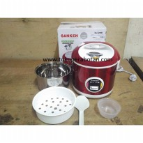 Sanken Rice Cooker SJ200 1L